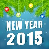 New Year2015 Under The Tree