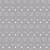 Christmas Seamless Pattern Simple Vector