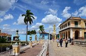 Plaza Mayor, Trinidad de Cuba, Cuba