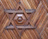 Jewish symbol - star of David