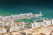 City view of Agadir, Morocco