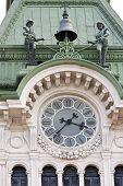 Clock Trieste