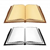 Open Book Or Notebook