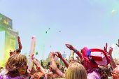 Gold Coast Happiest 5K Color Run