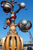 Astro Orbitor Ride Disneyland