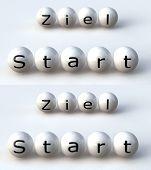 Start-Ziel