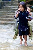 Hmong Ethnic Minority of Sapa Vietnam