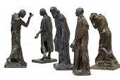 Estátuas de Rodin