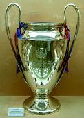 Champions League Trophy won by FC Barcelona in London Wembley, May 20th 1992