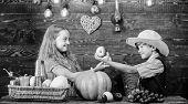Fall Harvest Holiday. Elementary School Fall Festival Idea. Celebrate Harvest Festival. Children Pre poster
