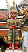 Demon Guardian Wat Phra Kaew
