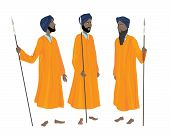 Golden Temple Guards