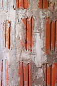 Rough Bricks Wall
