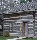 Old Log House