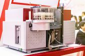 Advance Technology Atomic Absorption Spectrophotometer Device Of Lab For Analysis Chemical Element B poster