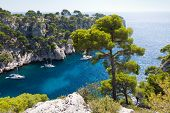 Calanches van poort Pin In Cassis