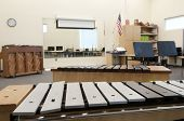 Band Room at Elementary School