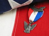 Eagle Scout Award-Right