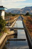 Okanagan Irrigation Canal, British Columbia