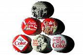 Coca-cola Vintage Bottle Caps