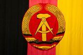 DDR DDR-Flagge