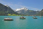 Pertisau,Lake Achensee,Tirol,Austria