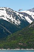 Helicopter Rides Over Skagway, Alaska