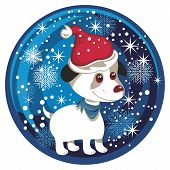 Christmas Snow Globe
