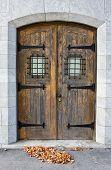 Caretaker\'S Doors