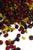 Dried Fruit And Pistacios