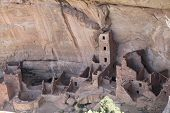 Mesa Verde National Park, Native American Cliff Dwellings, Colorado