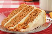 Goumet Carrot Cake