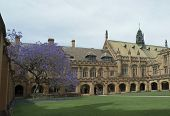 Sydney University Quadrangle