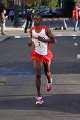 Elite Male Marathon Runner