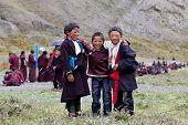 Tibetische Boys