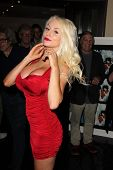 LOS ANGELES - JUL 12:  Courtney Stodden at the  Dave Stewart: Jumpin' Jack Flash & The Suicide Blonde Photography Exhibit at the Morrison Hotel Gallery on July 12, 2013 in West Hollywood, CA
