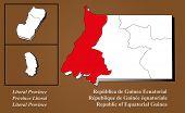 Guiné Equatorial - Litoral em destaque