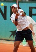Joao Souza At Roland Garros
