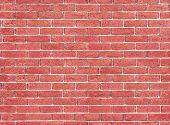 Old Brick Wall - Seamless