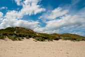 Brittas Bay. Wicklow Ireland.