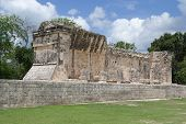 Grand Ballcourt, Chichen Itza, Mexico