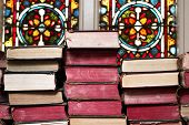 Ancient Bibles In Church