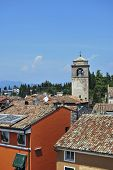 Sirmione bell tower