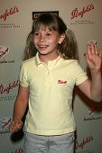 Bindi Irwin at the G'Day USA Penfolds Black Tie Icon Gala. Hyatt Regency Century Plaza, Los Angeles, CA. 01-13-07