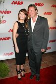Carice van Houten and Sebastian Koch at AARP The Magazine's 2007 Movies For Grownups Awards. Hotel B