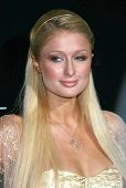 Paris Hilton at the celebration for The Rodeo Drive Walk of Style Award given to Gianni and Donatella Versace. Beverly Hills City Hall, Beverly Hills, CA. 02-08-07