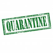 Quarantine-stamp