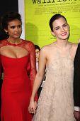 Nina Dobrev, Emma Watson at