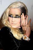 Kesha unveils her Baby-G Watch, SLS Hotel, Los Angeles, CA 10-29-12