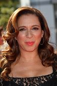 Maya Rudolph at the 2012 Primetime Creative Arts Emmy Awards, Nokia Theater L.A. Live, Los Angeles, CA 09-15-12